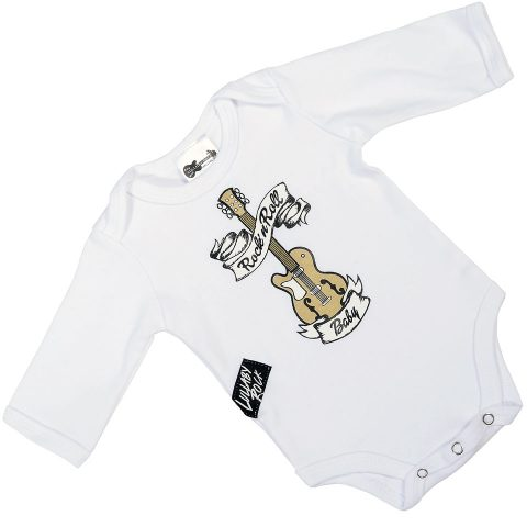 LR_Rock_And_Roll_Baby_Onesie_Gold_Guitar