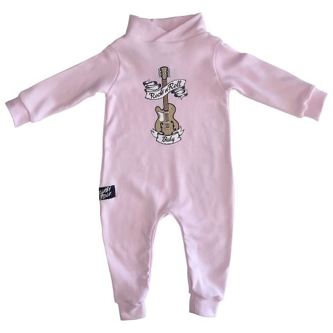 LR_Rock_and_Roll_Baby_Collared_Onesie_No_Feet_Pink
